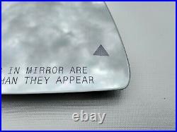 MERCEDES ML W164 GLE W166 GLE C292 G W463 RIGHT HEATED MIRROR GLASS BLIND sp USA