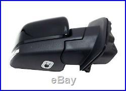 MV5G9Z Passenger Side Mirror Power Folding Blind Spot Camera 2015-19 Ford F-150