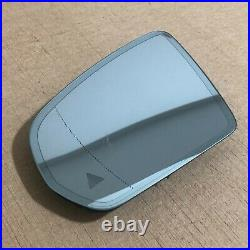 Mercedes Benz C E GLC S AMG LEFT Door Auto Dim Heated Mirror Glass w Blind Spot