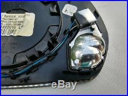 Mercedes C W205 S W222 E W213 Left Auto DIM Heated Mirror Glass Blind Spot USA