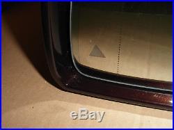 Mercedes E Class 212 Saloon Estate Folding Wing Door Mirror Passenger Left Brown