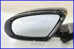 Mercedes E Class W213 Door Mirror With Blind Spot Assist Passenger Side