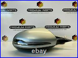 Mercedes E Class W213 Wing Mirror With Camera And Blind Spot Driver O/s Rhd