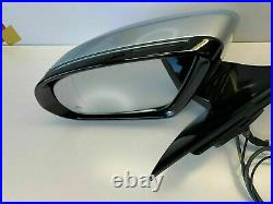 Mercedes E Class W213 Wing Mirror With Camera And Blind Spot Passenger N/s Rhd