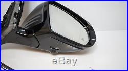 Mercedes E-class W213 Right Wing Mirror Full Camera Blind Spot Rhd A2138104800