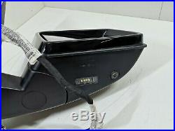 Mercedes ML Gl W166 Complete Right Wing Mirror Camera Blind Zone Spot Rhd 228
