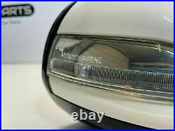 Mercedes S Class W222 Wing Mirror With Camera And Blind Spot Driver O/s Rhd