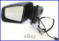 Mercedes W166 ML A1668106116 A1668109700 Aussenspiegel Spiegel Links 360 Kamera