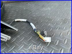 Mercedes W166 Ml350 Ml250 Ml550 Ml63 Left Driver Door Mirror With Blind Spot Oem