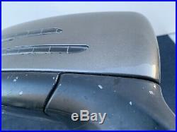 Mercedes W218 Cls350 Cls550 Cls63 Passenger Door Auto DIM Mirror Blind Spot Oem