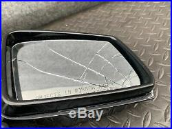 Mercedes W218 Cls350 Cls550 Passenger Door Auto DIM Mirror Blind Spot Oem