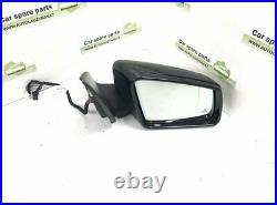 Mercedes-benz C-class W204 20 Wires Elektrical Folding Mirror + Blind Spot
