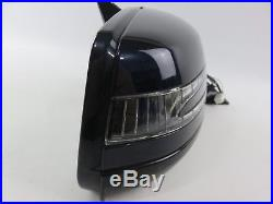 Mirror Assembly Right Passenger Side Blind Spot 14-16 Mercedes Benz E350 Mr00177