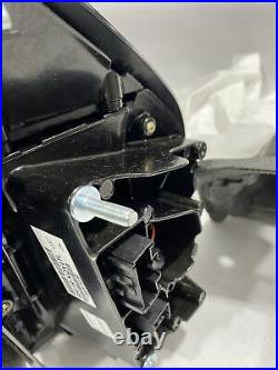 Mirror LEFT Heated Power Fold Telescope Signal Blind Spot Memory Camera for F150