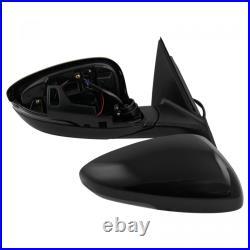 Mirror Pair Power Heated Turn Signal Blind Spot PTM LH RH Sides for Accord Sedan