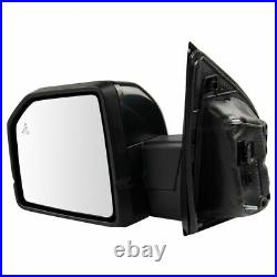 Mirror Power Folding Heat Signal Blind Spot Memory Camera Spot Left LH for F150