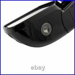 Mirror Power Folding Heated Turn Memory Blind Spot Performance Cap LH Fits GM