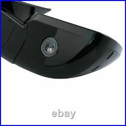 Mirror Power Folding Heated Turn Memory Blind Spot Performance Cap RH Fits GM