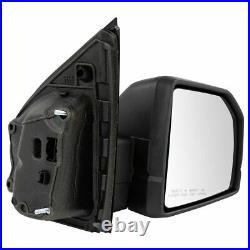 Mirror Power Heated Signal Blind Spot Temp 360 Camera Spotlight Right for Raptor
