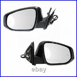 Mirror Power Heated Turn Signal Blind Spot PTM Pair for Highlander