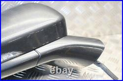 Mondeo Mk5 Os Wing Mirror With Blis Blind Spot In Magnetic Grey 2015-2018 Ea16y