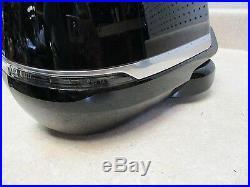 New 15 16 17 18 Gm Escalade Rh Right Power Fold + Uft Door Mirror Oem 23331705