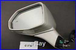 New Gm Oem Door Mirror Cadillac Xt5 17-19 Power Fold Blind Spot Gold Lh Gwt