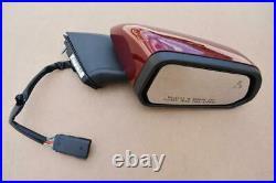 OEM 15-19 Ford Mustang RH Right Passenger Side View Power Mirror Blind Spot RR
