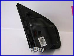 OEM 2015 2016 2017 2018 FORD F-150 DRIVER SIDE MIRROR MAGNETIC GRAY WithBLIND SPOT