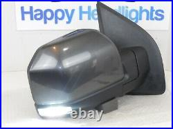 OEM 2015-2020 Ford F150 Right Side RH Door Mirror Camera Blind Spot LED Tested