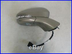OEM 2017-2019 FORD FUSION RH RIGHT PASSENGER SIDE MIRROR with BLIND SPOT SIGNAL