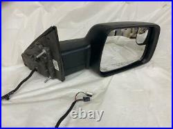 OEM 2019 Dodge Ram 1500 RH Right Passenger Side Exterior Mirror with Blind Spot