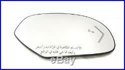 OEM 20778441 Passenger Mirror Glass Truck 07-14 DL3 PWR Fold Blind Spot Arabic