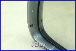 OEM Audi Q7 07-09 Left Driver Side Power Door Mirror witho Blind Spot QUARTZ GRAY