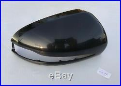 OEM MERCEDES C W205 S W222 E W213 MIRROR COVER right / BLACK / high gloss 9040