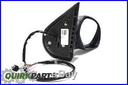 OEM NEW Rear View Mirror Power Blind Spot Right Passenger GM Truck SUV 20756774