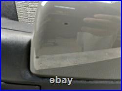 Oem 2015-2020 Ford F150 Left Door Mirror Led Blind Spot Camera Power Fold Gray