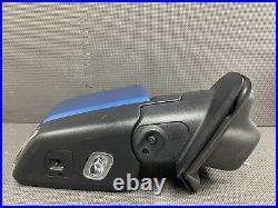 Oem 2015-2020 Ford F150 Right Door Mirror Loaded Camera Heated Blind Spot