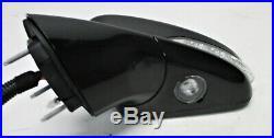 Oem 2018-2019 Ford Fusion Black Velvet Blind Spot Driver Side Mirror
