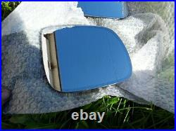 Oem Audi q5 side view mirror glass Blind Spot auto dimming heated