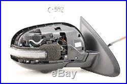 Oem Mitsubishi Outlander 17 18 19 Power Door Mirror Camera Blind Spot Rh Nice