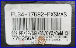 PXSMAS Passenger Side Mirror Blind Spot Sensor Camera Power 2015-18 Ford F-150