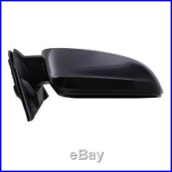 Pair Power Mirrors Heated Signal Blind Spot Detection for 16-19 Toyota Tacoma