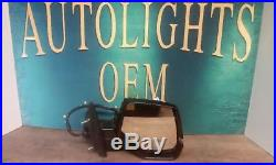 Passenger Right Signal Blind Spot Cadillac Escalade 15 16 17 Side Mirror 224c