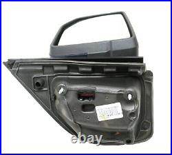 Passenger Side Mirror Blind Spot Led Signal Puddle Blue 2015-19 Ford F150 Pickup