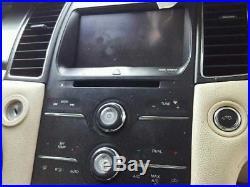 Passenger Side View Mirror Power With Blind Spot Alert Fits 10-16 TAURUS 141860