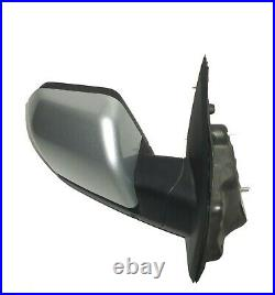 RP5APF Right Mirror Side Alert Sensor Power Folding Puddle Silver 2015 Ford F150