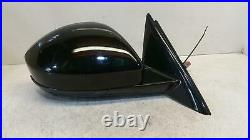 RR Evoque Wing Mirror RH Powerfold Puddle Camera Blind Spot & Memory LR074142