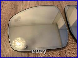 Range Rover Sport L405 L494 LR4 LR5 Mirror glass SET heating dimming blind spot