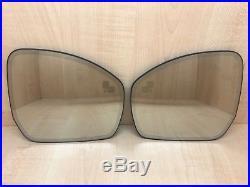Range Rover Vogue Sport L/H R/H mirror glass heating dimming blind spot 13-17